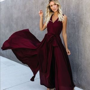 Vici Collection Maxi Dress